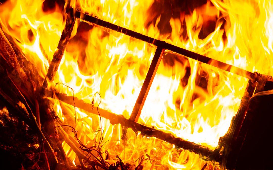 Wat te doen bij brand?
